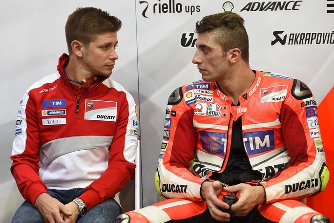 """MotoGP: Andrea Iannone, """"Stoner? Nei test era andato forte ma non sapevo dovesse correre"""""""