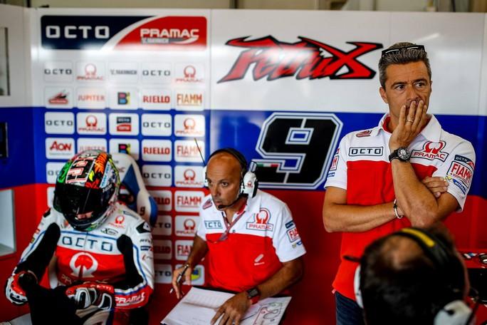 MotoGP 2016: Intervista esclusiva a Francesco Guidotti, Pramac Racing