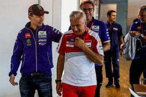 MotoGP Brno: Intervista esclusiva a Davide Tardozzi, Ducati Corse