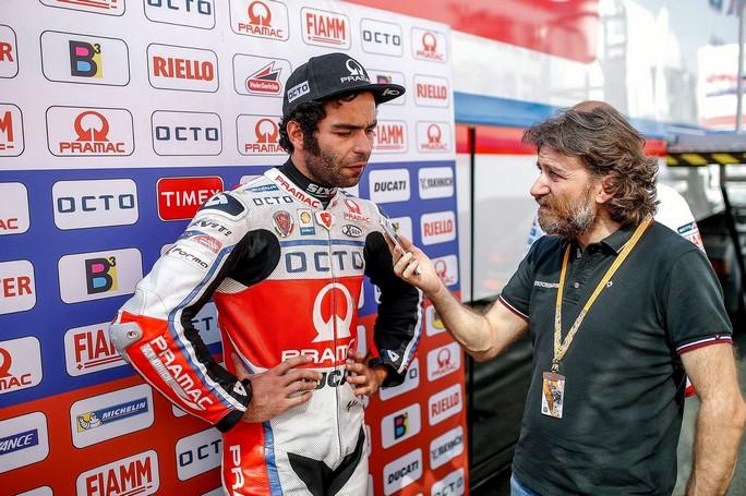 """MotoGP Brno: Danilo Petrucci, """"Giornata complicata, serve una bella qualifica"""""""