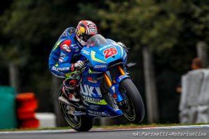 """MotoGP Brno: Maverick Vinales """"Potevo essere con Iannone ma un problema alla moto mi ha rallentato"""""""