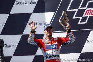 """MotoGP: Andrea Dovizioso""""Dopo la doppietta austriaca c'è tanta fiducia ma a Brno sarà un pò piu difficile"""""""