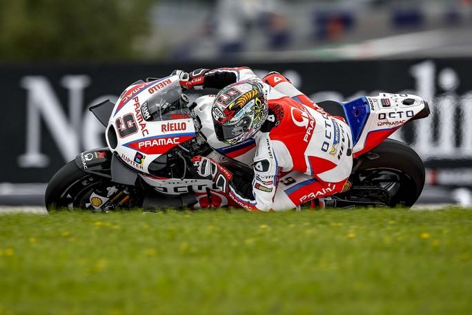 """MotoGP Red Bull Ring: Danilo Petrucci, """"Dovizioso e Iannone imprendibili, ma poi ci siamo anche noi"""""""
