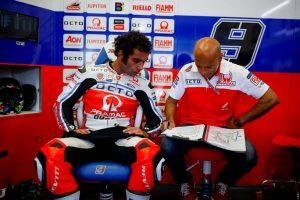 """MotoGP: Danilo Petrucci, """"Devo meritarmi sul 'campo' la moto ufficiale"""""""