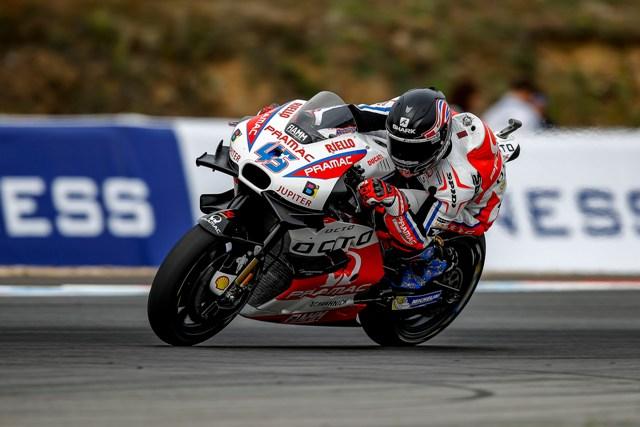 MotoGP Brno: Il team Octo Pramac chiude con etrambi i piloti fuori dalla Q2