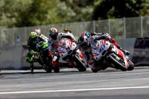 MotoGP Red Bull Ring: Scott Redding 8° e primo tra i privati, Petrucci 11°