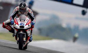 MotoGP Brno, Warm Up: Ducati al comando con Redding, Iannone e Baz, in difficoltà le Yamaha