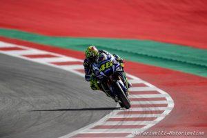 """MotoGP Red Bull Ring: Valentino Rossi, """"Peccato per il podio, ci riproveremo a Brno"""""""