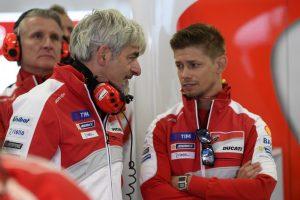 "MotoGP: Casey Stoner, ""Faremo progredire ancora la Ducati"""