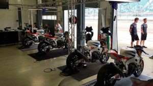 Superbike: Il punto sui test al Lausizring