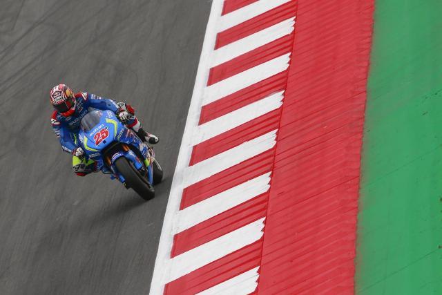 """MotoGP Red Bull Ring: Maverick Vinales """"Nel pomeriggio è andata bene, ma le gomme non arrivano a fine gara"""""""