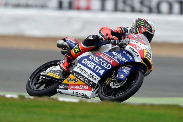 """Moto3 Silverstone: Niccolò Antonelli """"Inizio molto positivo ma abbiamo alcuni dettagli da sistemare"""""""