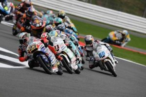 """Moto3 Silverstone: Niccolò Antonelli 7°, """"La mischia non mi ha consentito di realizzare il risultato migliore"""""""