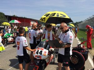 CIV Imola: primo round della Moto3 ad Arbolino in solitaria, Casadei guadagna la testa della classifica