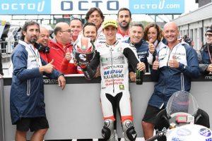 Moto3 Silverstone: Pecco Bagnaia entusiasta della sua prima pole position in carriera