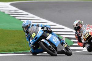 Moto3 Silverstone: Bulega 5°, sfortuna per Migno e Dalla Porta