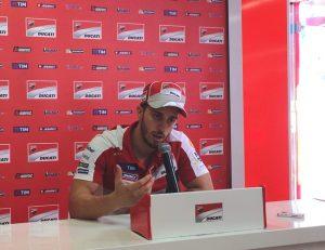 """MotoGP Misano: Andrea Dovizioso, """"Credo di poter essere l'ottavo vincitore, ci devo credere e lo spero"""""""