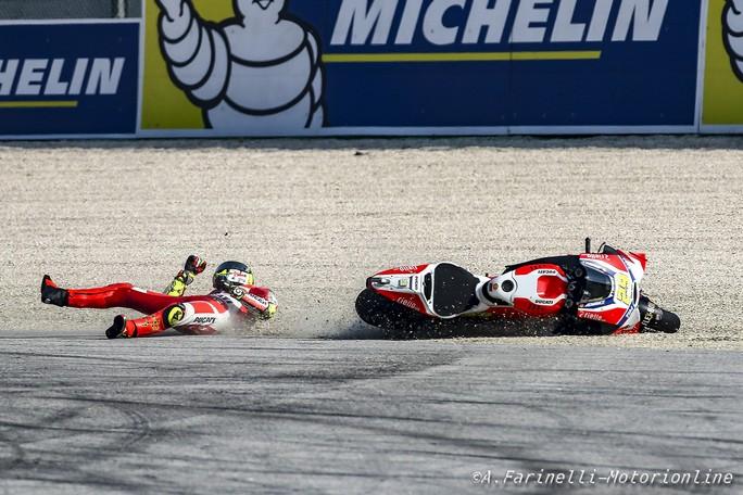 MotoGP Misano: Iannone dichiarato unfit, non potrà correre