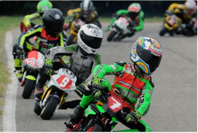 """CIV Junior: Cristian Farinelli, """"Le Minimoto per far crescere i piccoli motociclisti"""""""