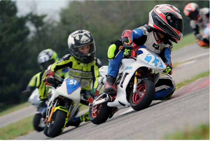 Minimoto CIV Junior 2