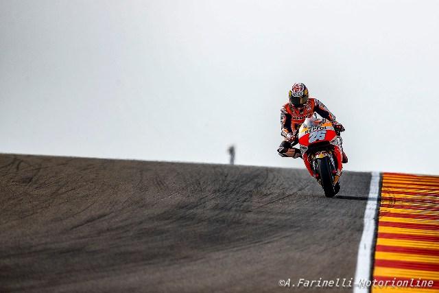 MotoGP 2016, Aragon: Andrea Iannone non correrà