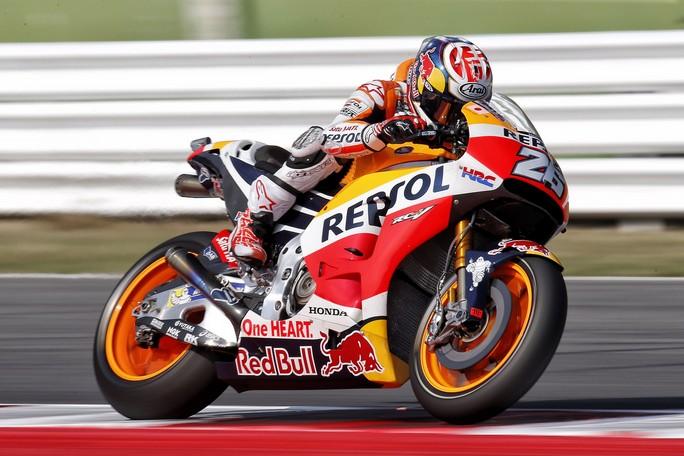 """MotoGP Misano: rinascita Pedrosa 2°, """"Siamo partiti con il piede giusto"""""""