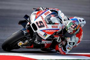 """MotoGP Misano: Danilo Petrucci """"Non sono stato contento delle ultime tre gare"""""""
