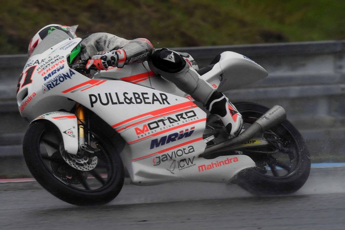 Moto3 Silverstone: Prima pole in carriera per Bagnaia, Bastianini e Antonelli in prima fila