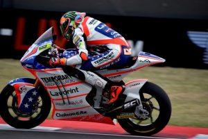 Moto2 Misano: Strepitoso Baldassarri, primo successo in carriera