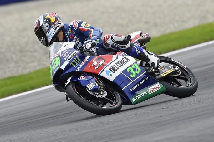 Moto3, Enea Bastianini correrà con il Team Estrella Galicia 0,0