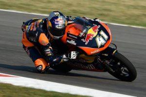 Moto3 Aragon, FP2: Binder è il più veloce, bene Migno e Di Giannantonio