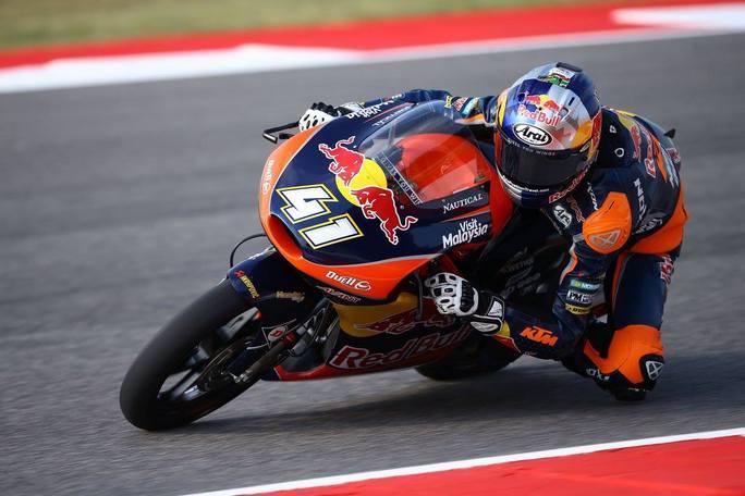 Moto3: Binder beffa Bastianini, sua la vittoria a Misano