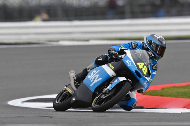 Moto3 Silverstone: Lo Sky Racing Team VR46 fuori dalla top 10 al termine delle prove libere