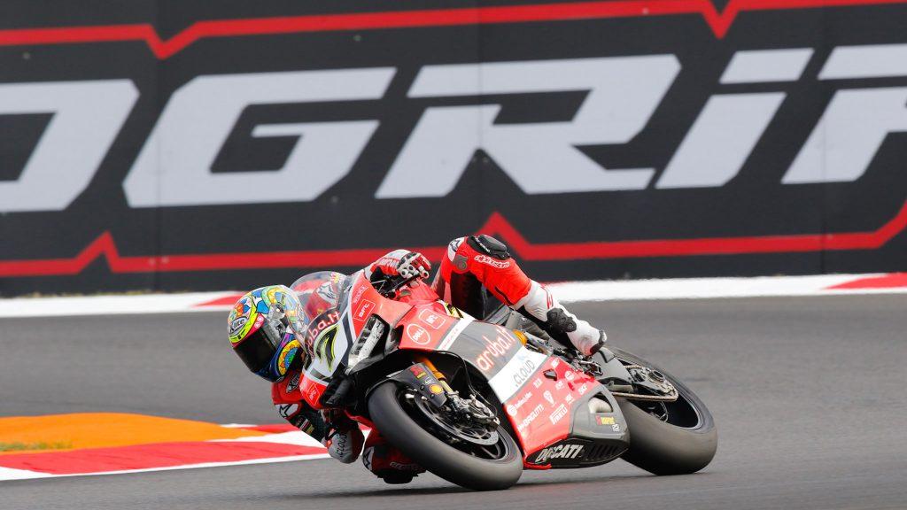 Superbike Magny-Cours FP2: Chaz Davies si conferma il più veloce