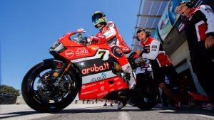 Superbike: Aruba Racing pronta a scendere in pista