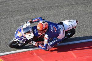 Moto3 Aragon, Warm Up: Fabio Di Giannantonio è il più veloce