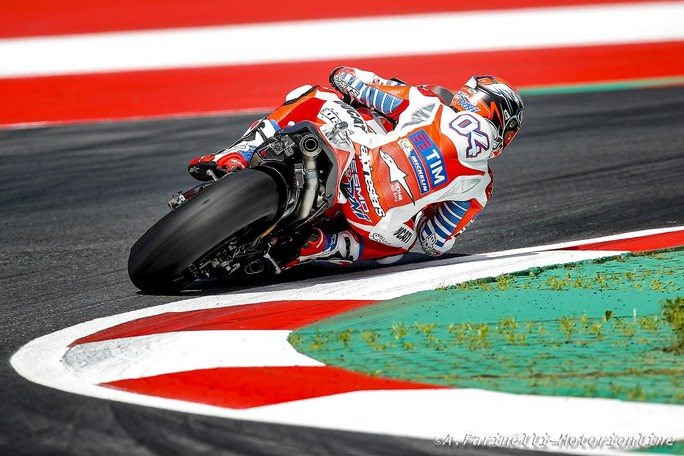 """MotoGP Misano: Andrea Dovizioso, """"Buon inizio, dobbiamo lavorare sui dettagli"""""""