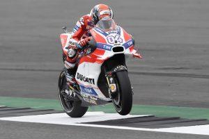 """MotoGP Silverstone: Andrea Dovizioso, """"E' stata una giornata abbastanza positiva"""""""