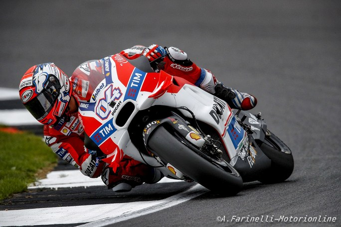 """MotoGP: Andrea Dovizioso, """"Felice di tornare subito in pista a Misano"""""""