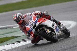 """MotoGP Silverstone: Andrea Dovizioso, """"Mi dispiace per la caduta, ma sto abbastanza bene"""""""