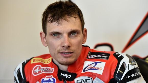Superbike: Quattro mesi di stop per Fabio Menghi