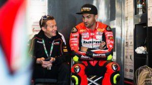 MotoGP Misano: Xavi Fores in pista con il team Avintia Racing