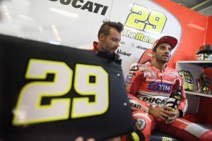 """MotoGP Aragon: Andrea Iannone, """"Domani scenderò in pista e solo se sarò competitivo correrò"""""""