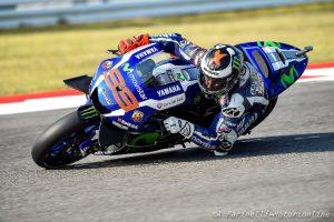 """MotoGP Misano: Jorge Lorenzo """"Giro pazzo, ho rischiato una grande caduta, invece è venuto un gran tempo"""""""