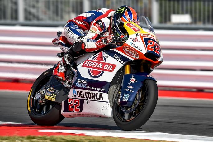Moto2 Aragon, FP1: Lowes precede Folger, Corsi è quarto