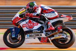 Moto2 Aragon, QP: Pole position per Sam Lowes, Baldassarri 6° è il primo degli italiani