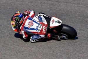 Moto2 Aragon: Successo per Lowes, Morbidelli sul podio