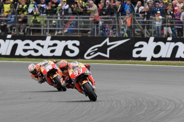 """MotoGP Silverstone: Marc Marquez """"Oggi era una domenica difficile, ma ho perso solo 3 punti in classifica"""""""