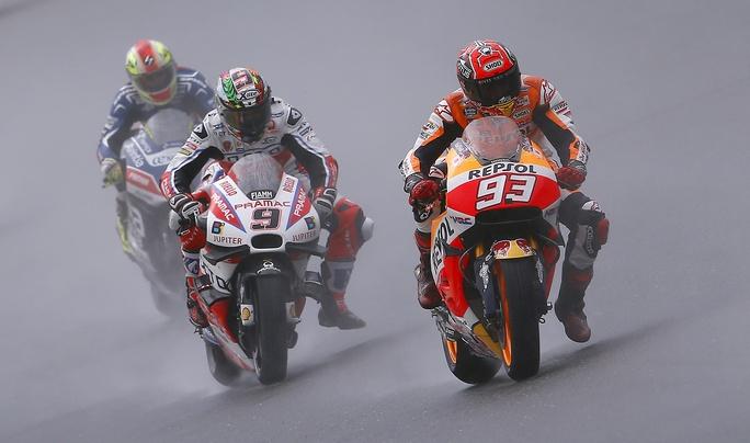 MotoGP. Marquez: