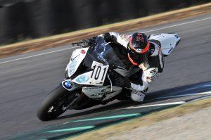 Superbike: Michel Fabrizio in pista al Mugello